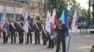 XXXIII rocznica podpisania porozumień sierpniowych - Szczecin 2013r.